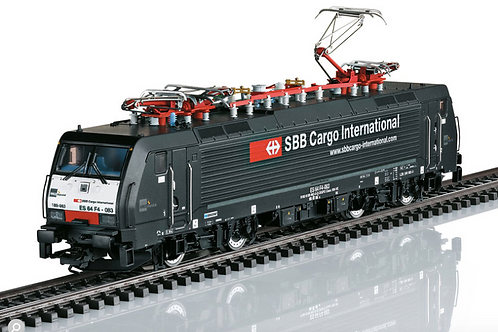 Marklin Class 189 Electric Locomotive