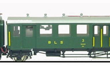 Fulgurex 1151/1 - E-Triebwagen CFe 2/6 No. 785 BLS - Spur N