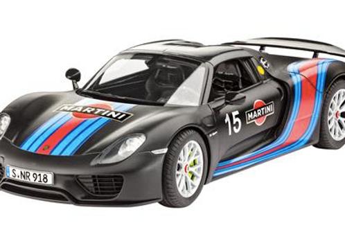 Revell Porsche 918 Weissach Sport