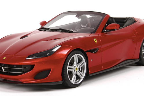 BBR Ferrari Portofino Spider Version Red Portofino
