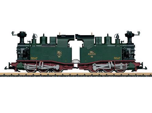Sächsische II K | Spur G (Schmalspur) - Art.Nr. 20990 Locomotive à vapeur saxonn