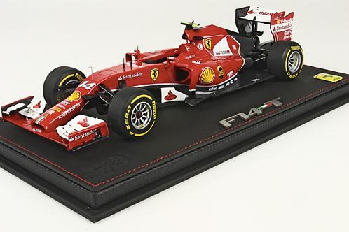 BBR Ferrari F14T Abu Dhabi 2014 Alonso