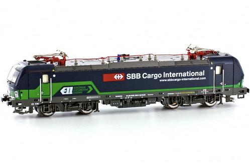 Hobbytrain Vectron ELL SBB Cargo era VI