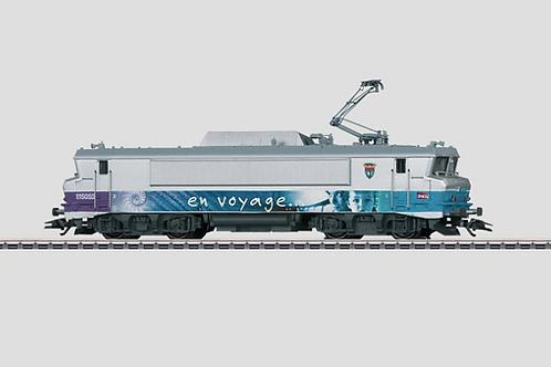 """Marklin sncf Electric Locomotive """"en voyage""""."""