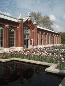 Linnaean House at Missouri Botanical Garden