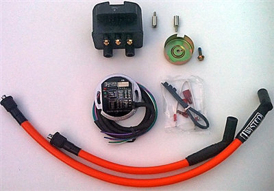 COMPLETE SINGLE FIRE ELECTRONIC DIGITAL IGNITION KIT SPORTSTER