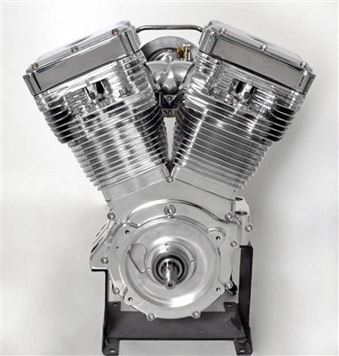 "TWISTED POLISHED 110"" STROKER EVOLUTION ENGINE"