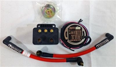 COMPLETE SINGLE FIRE ELECTRONIC DIGITAL IGNITION KIT FXR BIG DOG