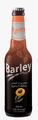 بارلي بلس مشروب شعير بنكهة الخوخ