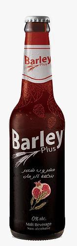 بارلي بلس مشروب شعير بتكهة الرمان