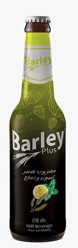 بارلي بلس مشروب شعير بنكهة الليمون بالنع
