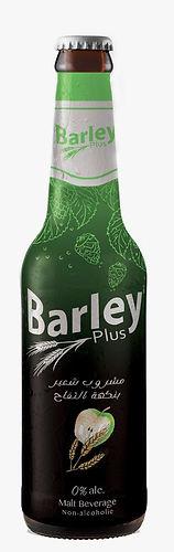 بارلي بلس مشروب شعير بنكهة التفاح