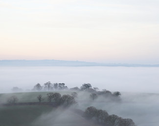 Fog on the Rother