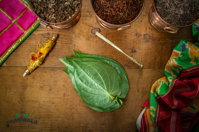 Significance of Paan Leaves in The Hindu Religion