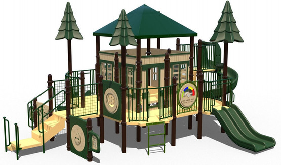 2-5 Year Old Play Equipment