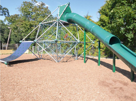 Rope Climber with Slide