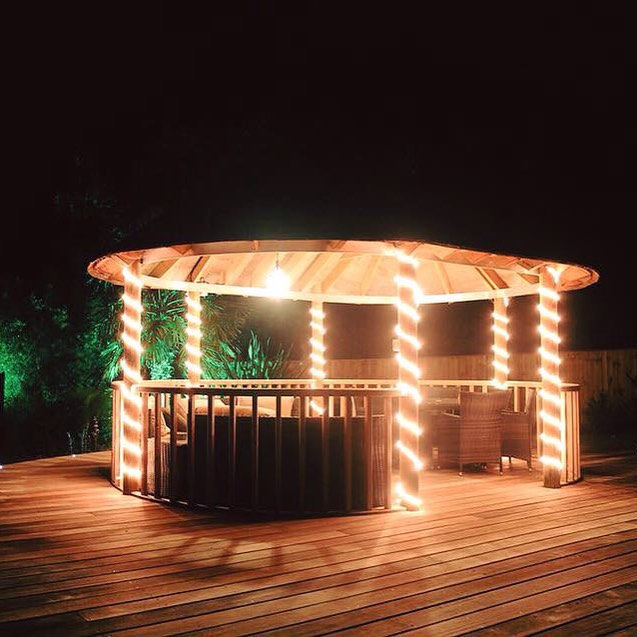 _beeutifulgardens you know you want one in your garden! #party #bbq #nightlife #gardens #bar #chill