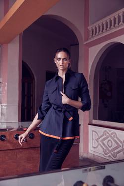 Institute magazine fashion editorial