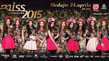 Miss Slovensko 2015 bilboard
