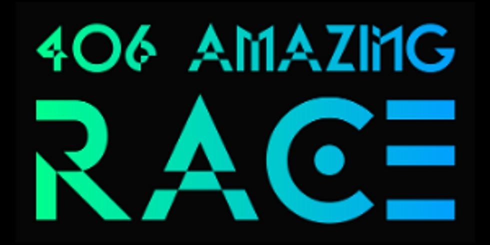 406 Amazing Race!