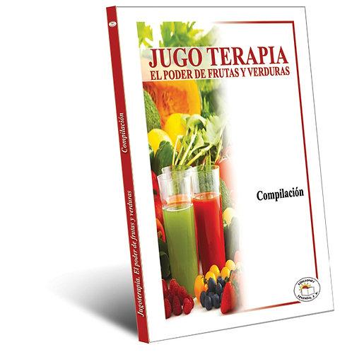 Jugoterapia El poder de frutas y verduras