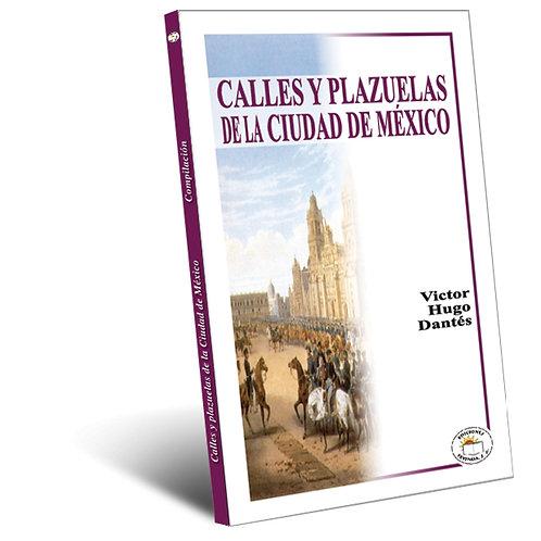 Calles y plazuelas  de la Ciudad de México