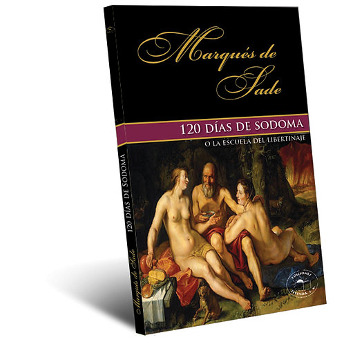 120 días de sodoma o la escuela del libertinaje