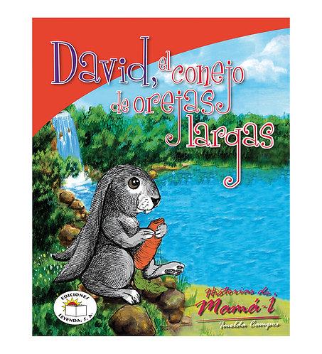 David el conejo de orejas largas