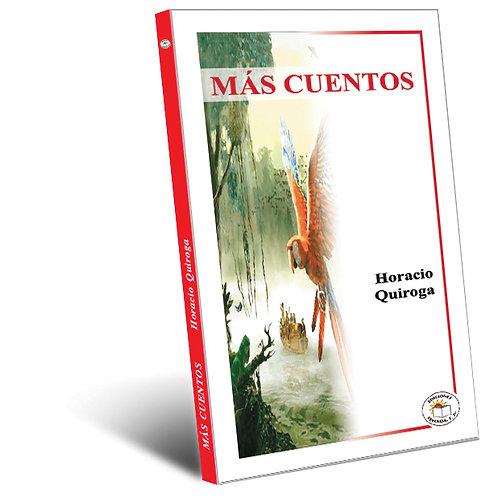 Más cuentos de Quiroga