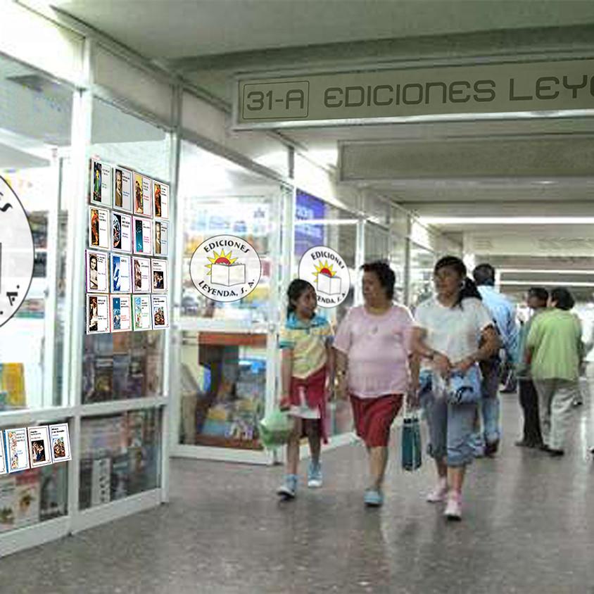 Visita nuestra librería ubicada en un paseo por los libros  (pasaje Zocalo-Pino Suarez)