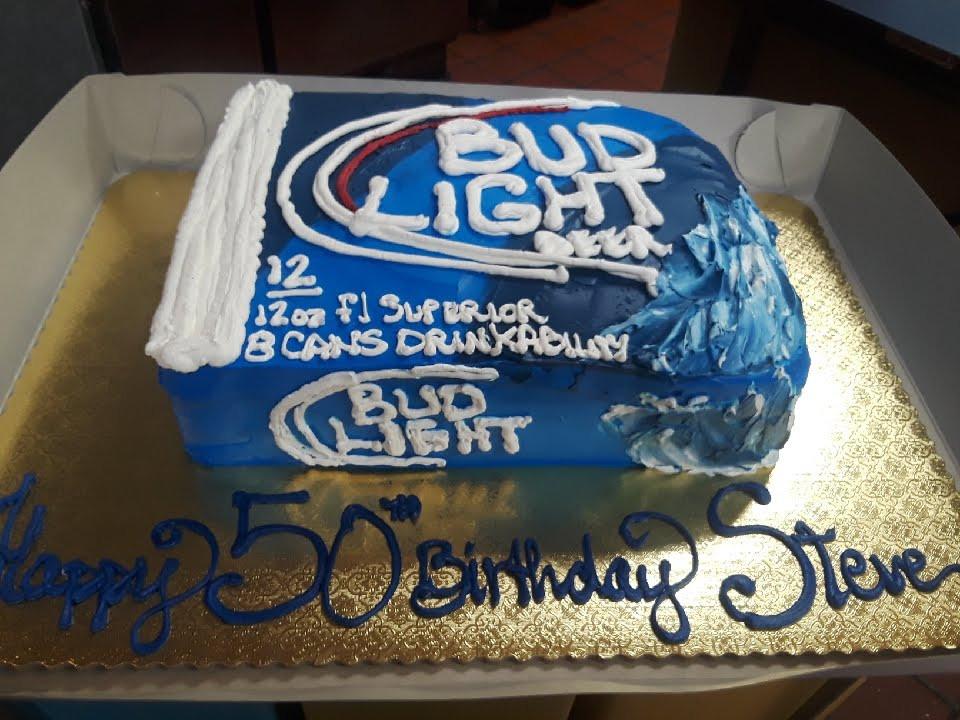 Bud Lite Birthday