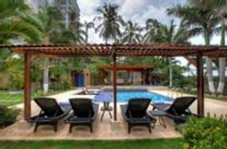casa verano swimming pool lounge
