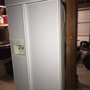 Kitchenaid 25 cft refrigerator closed.jp