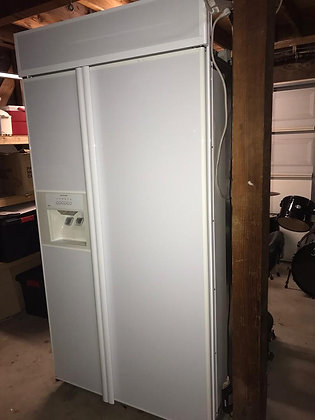25 cubic ft Kitchenaide Refrigerator