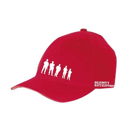 Battalion Logo Cap - Red