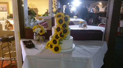 Wedding Cake Sunflowers 40