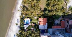 casa verano - air view