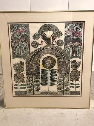 Litho Print - Beautiful Artwork