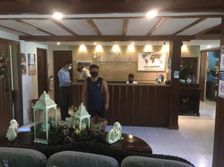 casa verano reception