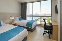 Hotel Gran Marina Ocean View Room 2