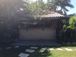 casa verano tropical garden bar