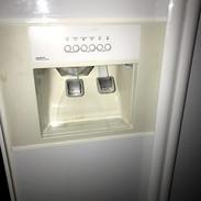 kitchenaide refrigerator dispenser front