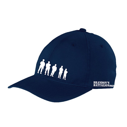 Battalion Logo Cap - Navy