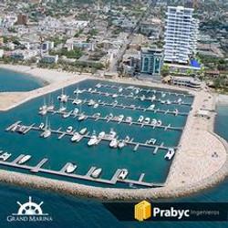 Hotel Gran Marina View Aerial