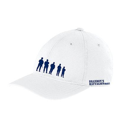Battalion Logo Cap - White