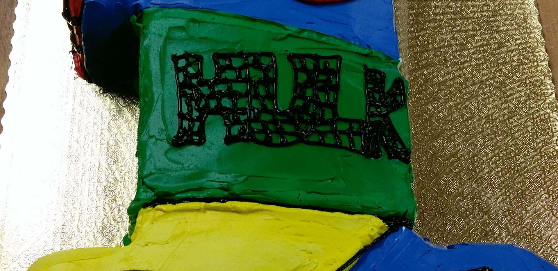 1st Birthday Cake 3