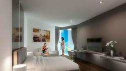 Hotel Gran Marina Bedroom