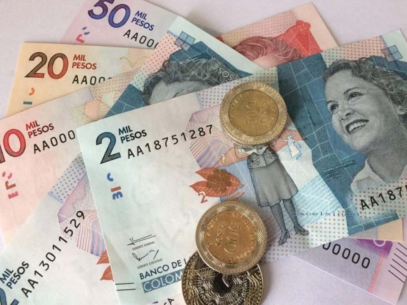 Columbian Pesos