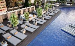 Hotel Gran Marina Pool Lounges