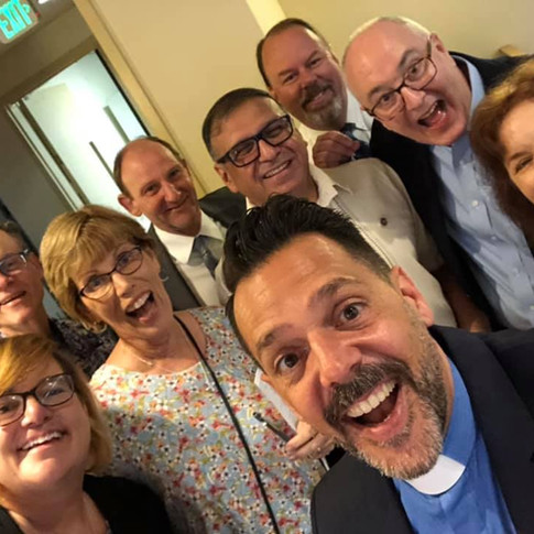 Education for Ministry Graduation